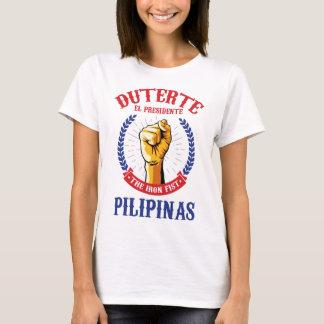 Rodrigo Duterte for President of the Philippines T-Shirt