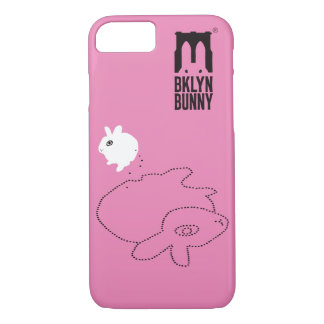 Roebling Self-Pootrait by Brooklyn Bunny iPhone 8/7 Case