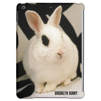Roebling the Brooklyn Bunny Cover For iPad Air