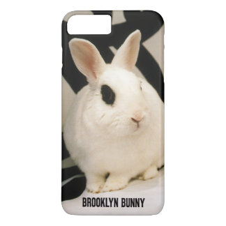 Roebling the Brooklyn Bunny iPhone 8 Plus/7 Plus Case