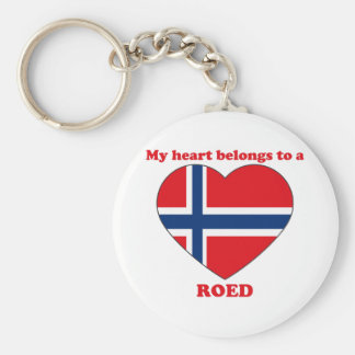 Roed Key Chains