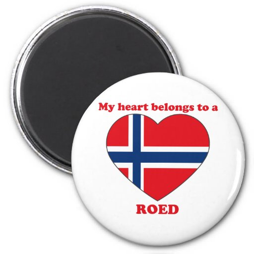 Roed Magnet