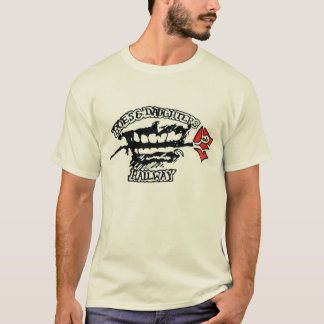Roes and Daughters Railway T-Shirt