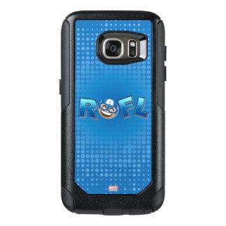 ROFL Captain America Emoji OtterBox Samsung Galaxy S7 Case