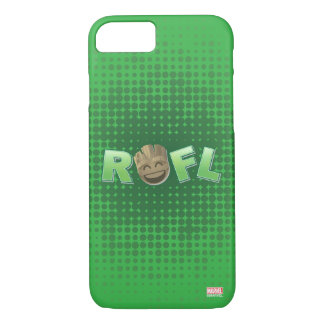ROFL Groot Emoji iPhone 8/7 Case