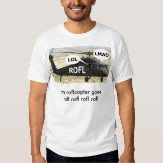 roflcopter t shirts