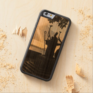 Rogativa Carved Cherry iPhone 6 Bumper Case