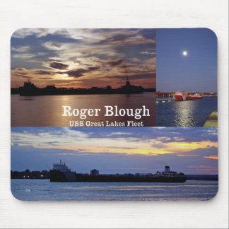 Roger Blough 3 picture mousepad