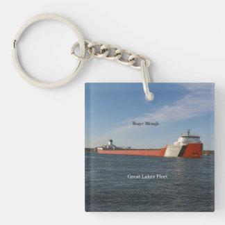 Roger Blough key chain