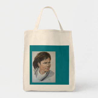 Roger Thomas' portrait Tote Bag