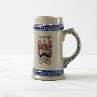 Rogers Coat of Arms Stein