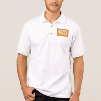 Rogers Rescues Short Sleeve Adult Polo