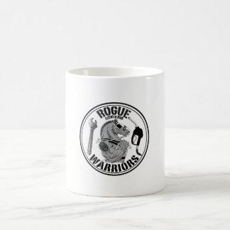 Rogue Warrior B&W Mug