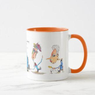 Rogue's Gallery mug... Mug