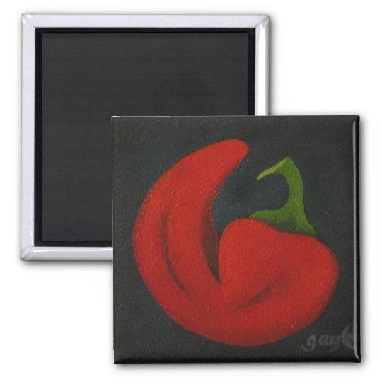 Rojo II Magnet