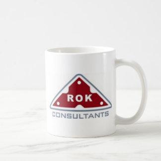 ROK Consultants Basic White Mug