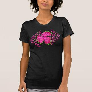 RokCloneDesigns Designer Ladies Twofer Sheer (Fitt T-Shirt
