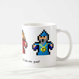 Role playing FTW, Warlock, Sorceress & Mage Coffee Mug