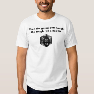 Role-Playing Games - back to basics Tee Shirts