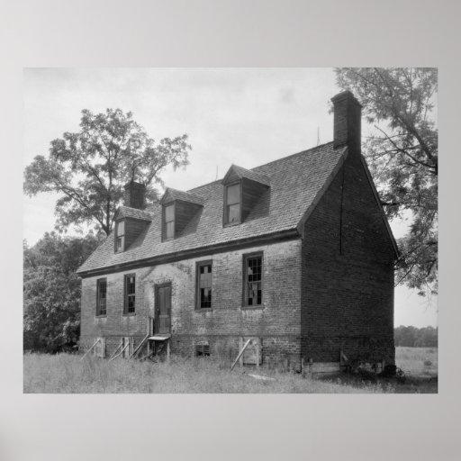 Rolfe House Print