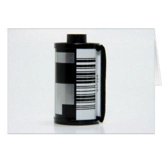 Roll of Film Card