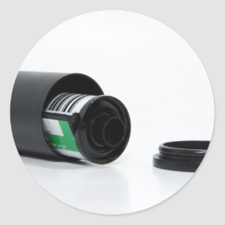 Roll of Film Stickers