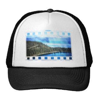 ROLL THAT FILM OF LAKE TAHOE MESH HATS