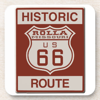 Rolla Route 66 Coaster