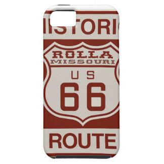 Rolla Route 66 Tough iPhone 5 Case