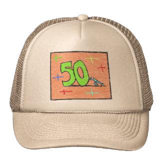 Rollback 50th Birthday Gifts Cap