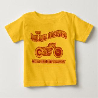 Roller Coaster Baby T-Shirt