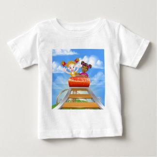 Roller Coaster Children Baby T-Shirt