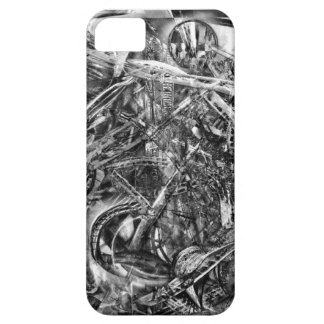 Roller Coaster Dreams Abstract Art iPhone 5 Case