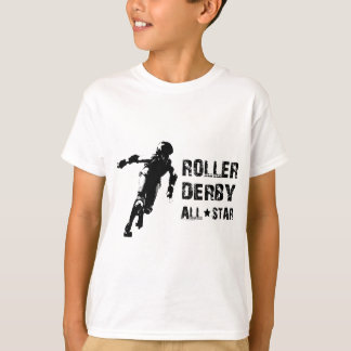 ROLLER DERBY ALL-STAR T-SHIRTS