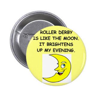 roller derby pin