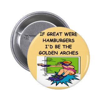 roller derby button