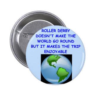 roller derby buttons