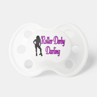 Roller Derby Darling Pacifiers