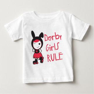 Roller Derby - Derby Girls Rule T-shirts