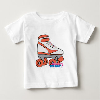 Roller Derby Girl Baby T-Shirt