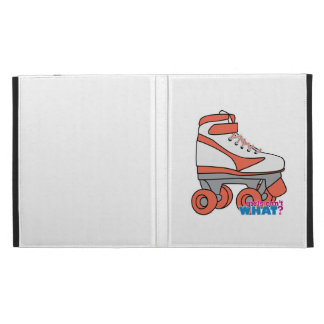 Roller Derby Girl iPad Cases