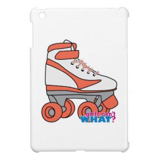 Roller Derby Girl iPad Mini Cases