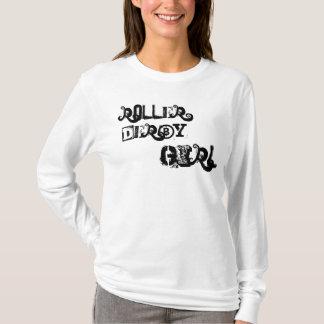 Roller derby, Girl T-Shirt