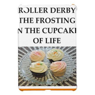roller derby iPad mini case
