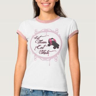Roller Derby - Let Them Eat Skate T-Shirt