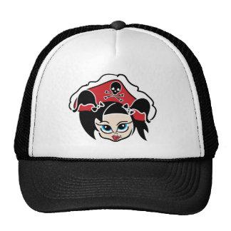 Roller Derby Pirate Cap Hat