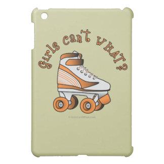 Roller Derby Skate - Orange iPad Mini Cover