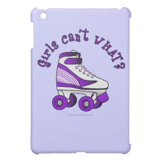 Roller Derby Skate - Purple iPad Mini Cover