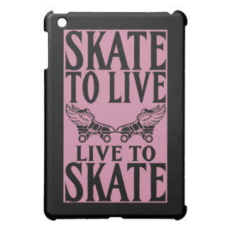 Roller Derby, Skate to Live Live to Skate Case For The iPad Mini