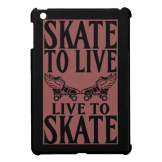 Roller Derby, Skate to Live Live to Skate Cover For The iPad Mini